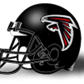 Falcons is listed (or ranked) 11 on the list The Best Current NFL Helmets