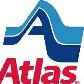 Atlas Van Lines is listed (or ranked) 16 on the list List of Companies That Hire Felons