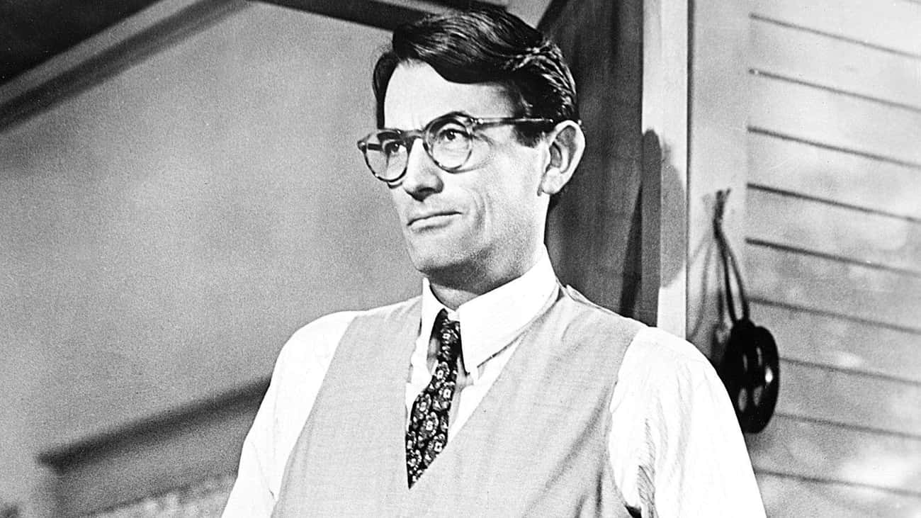 Harper Lee: Gregory Peck As Atticus Finch In 'To Kill a Mockingbird'