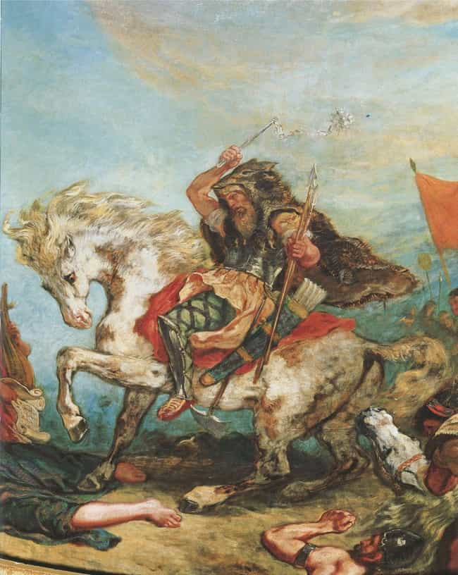 Attila the Hun is listed (or ranked) 3 on the list 12 Historical Figures Whose Tombs Have Not Been Found