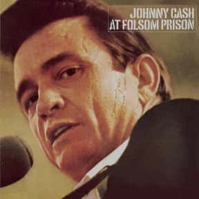 """At Folsom Prison"" - J is listed (or ranked) 11 on the list The 50 Greatest Albums Released Between 1960 - 1969"
