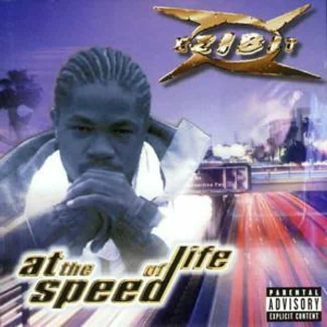 At the Speed of Life is listed (or ranked) 3 on the list The Best Xzibit Albums of All Time