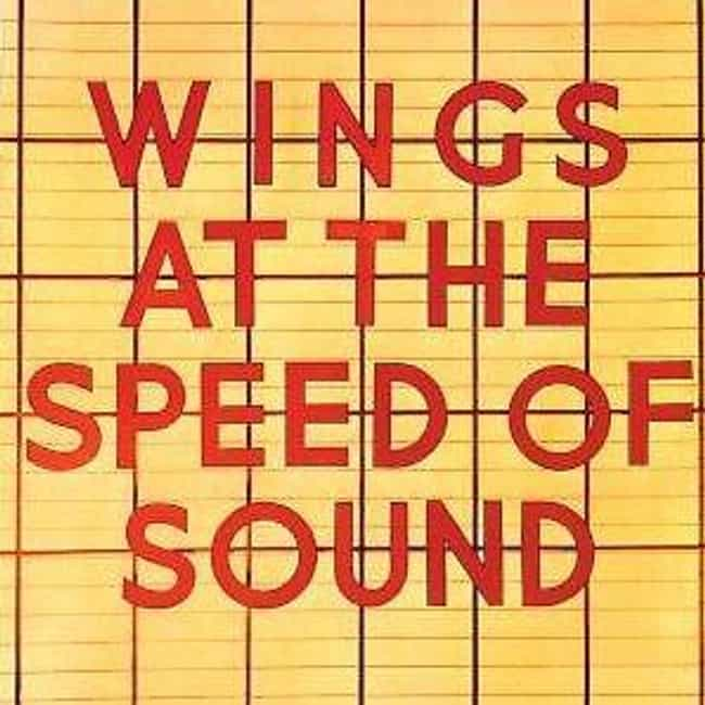 Wings at the Speed of So... is listed (or ranked) 3 on the list The Best Wings Albums of All Time