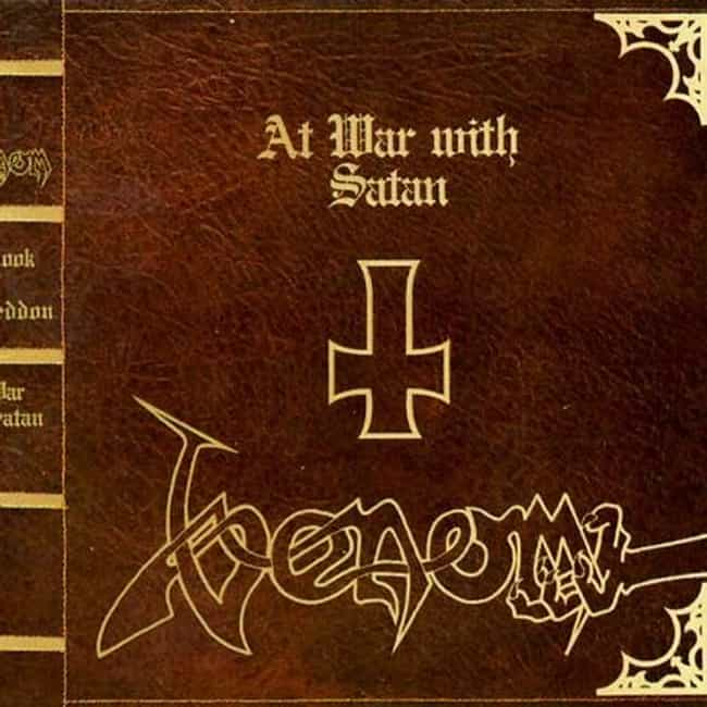 At War With Satan is listed (or ranked) 3 on the list The Best Venom Albums of All Time