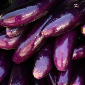 Eggplant is listed (or ranked) 20 on the list The Best Garden Vegetables to Eat