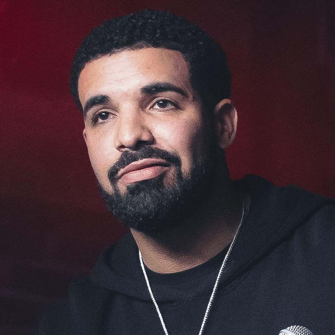 Drake is listed (or ranked) 1 on the list 10 Musicians Who Can Pull Off A Damn Good Prank