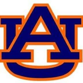 Auburn University is listed (or ranked) 16 on the list Universities With the Best College Sports Programs