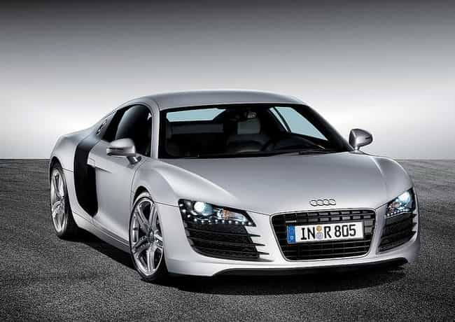 Best Designed Cars List Of Cool Looking Car Brands Page - Audi all cars name list