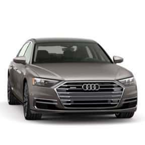 Audi A8 is listed (or ranked) 12 on the list The Best Cars of 2019