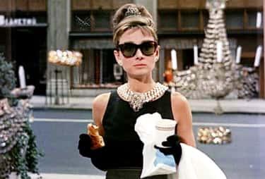 Audrey Hepburn - 'Breakfast at Tiffany's'