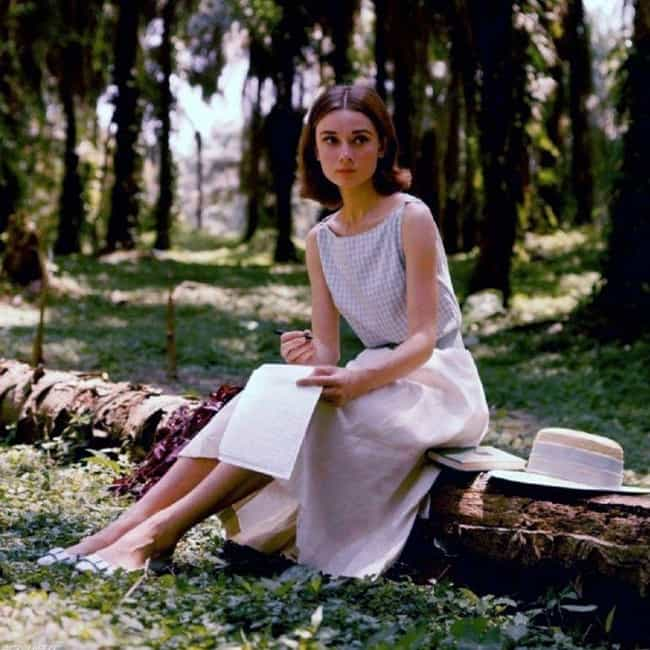 Audrey Hepburn is listed (or ranked) 2 on the list The Best European Actresses Of All Time