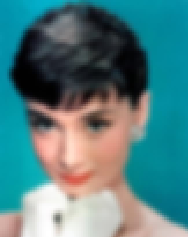 Audrey Hepburn is listed (or ranked) 1 on the list Celebrities Who Are Superstitious