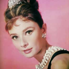 Audrey Hepburn is listed (or ranked) 8 on the list The Most Trustworthy Celebrities in the World
