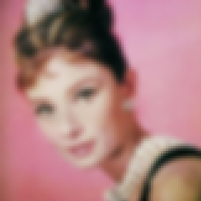 Audrey Hepburn is listed (or ranked) 3 on the list Golden Globe Henrietta Award For World Film Favorites Nominees List