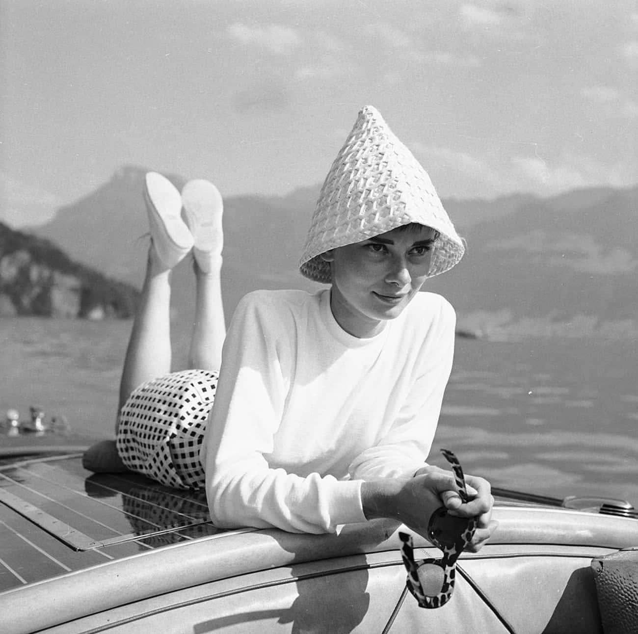 Audrey Hepburn Was A Part Of The Dutch Resistance As A Child