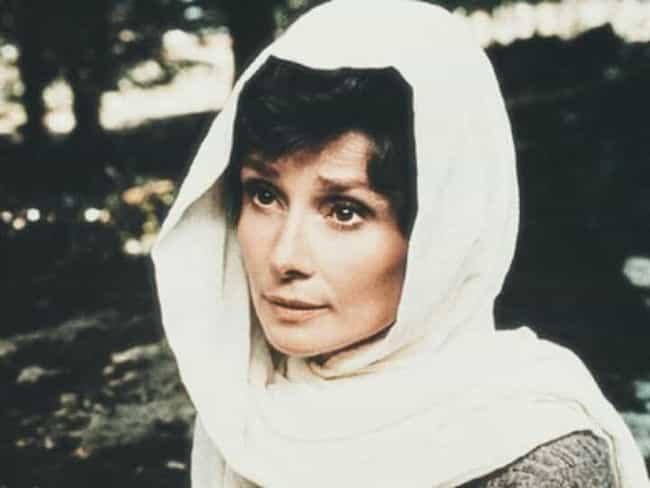 Audrey Hepburn is listed (or ranked) 2 on the list The Best Actresses Who Played Maid Marian
