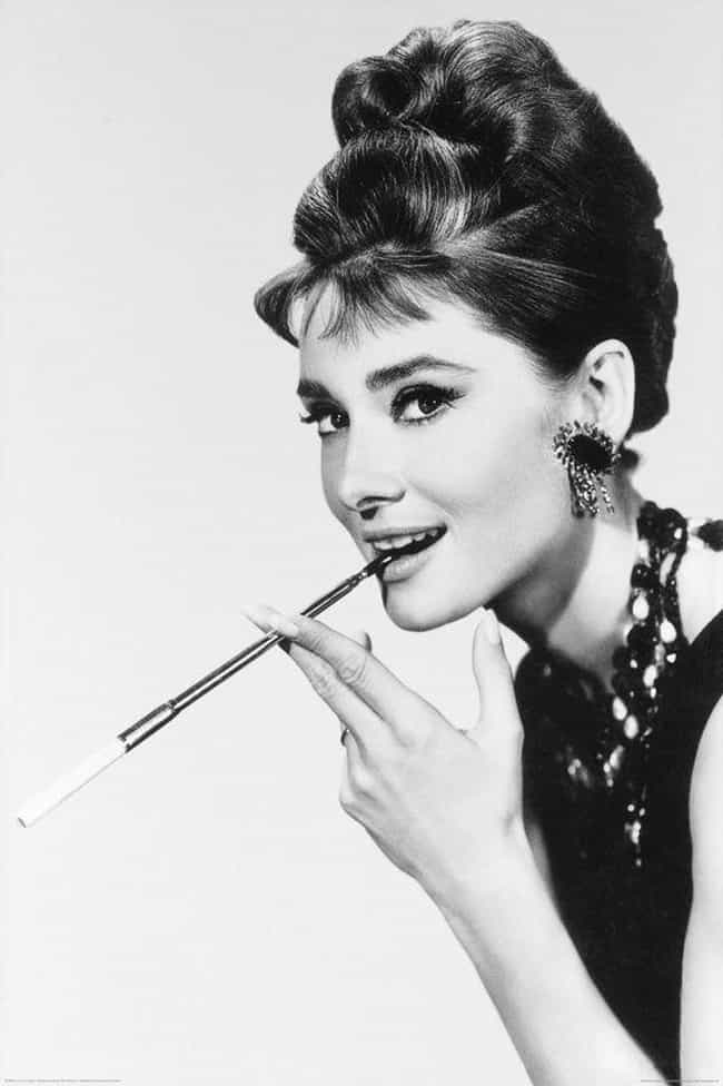Audrey Hepburn is listed (or ranked) 7 on the list 43 Photos Of Older Celebrity Women In Their Prime