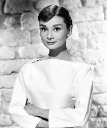 Audrey Hepburn is listed (or ranked) 1 on the list Famous Taurus Celebrities