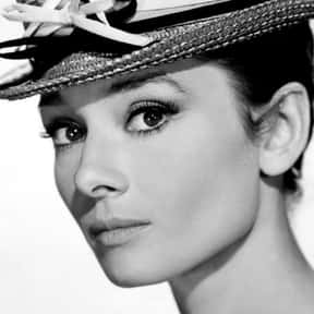Audrey Hepburn is listed (or ranked) 6 on the list The Best English Actresses of All Time