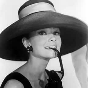 Audrey Hepburn is listed (or ranked) 6 on the list The Best Female Celebrity Role Models