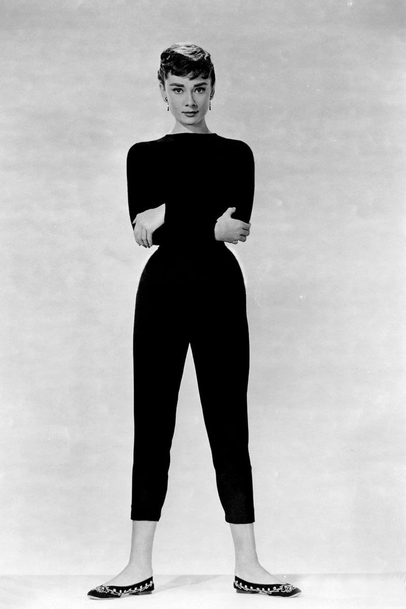 Audrey Hepburn is listed (or ranked) 3 on the list The Top Celebrity Fashion Icons of All Time