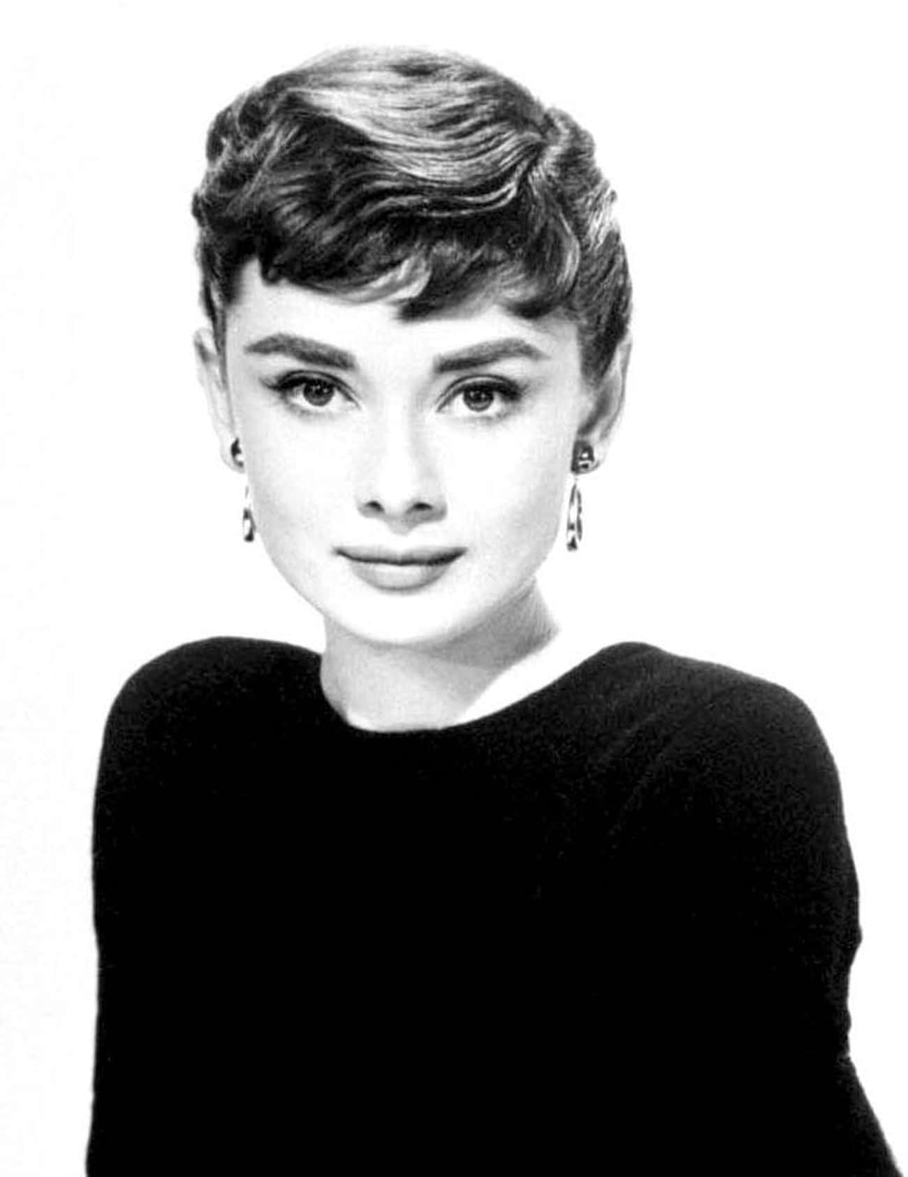 Audrey Hepburn is listed (or ranked) 3 on the list Famous INFPs