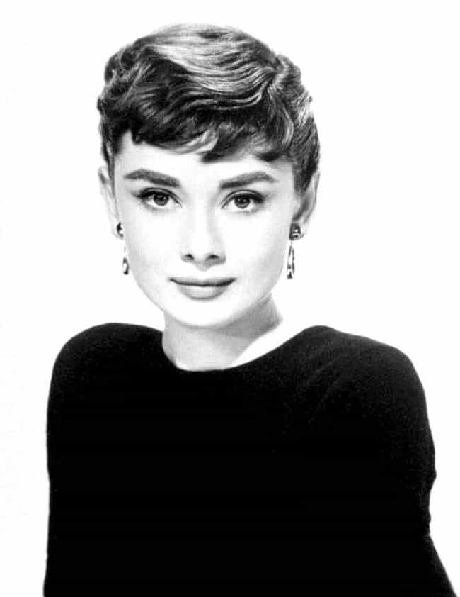 Audrey Hepburn is listed (or ranked) 4 on the list The Most Gorgeous Women with Doe Eyes