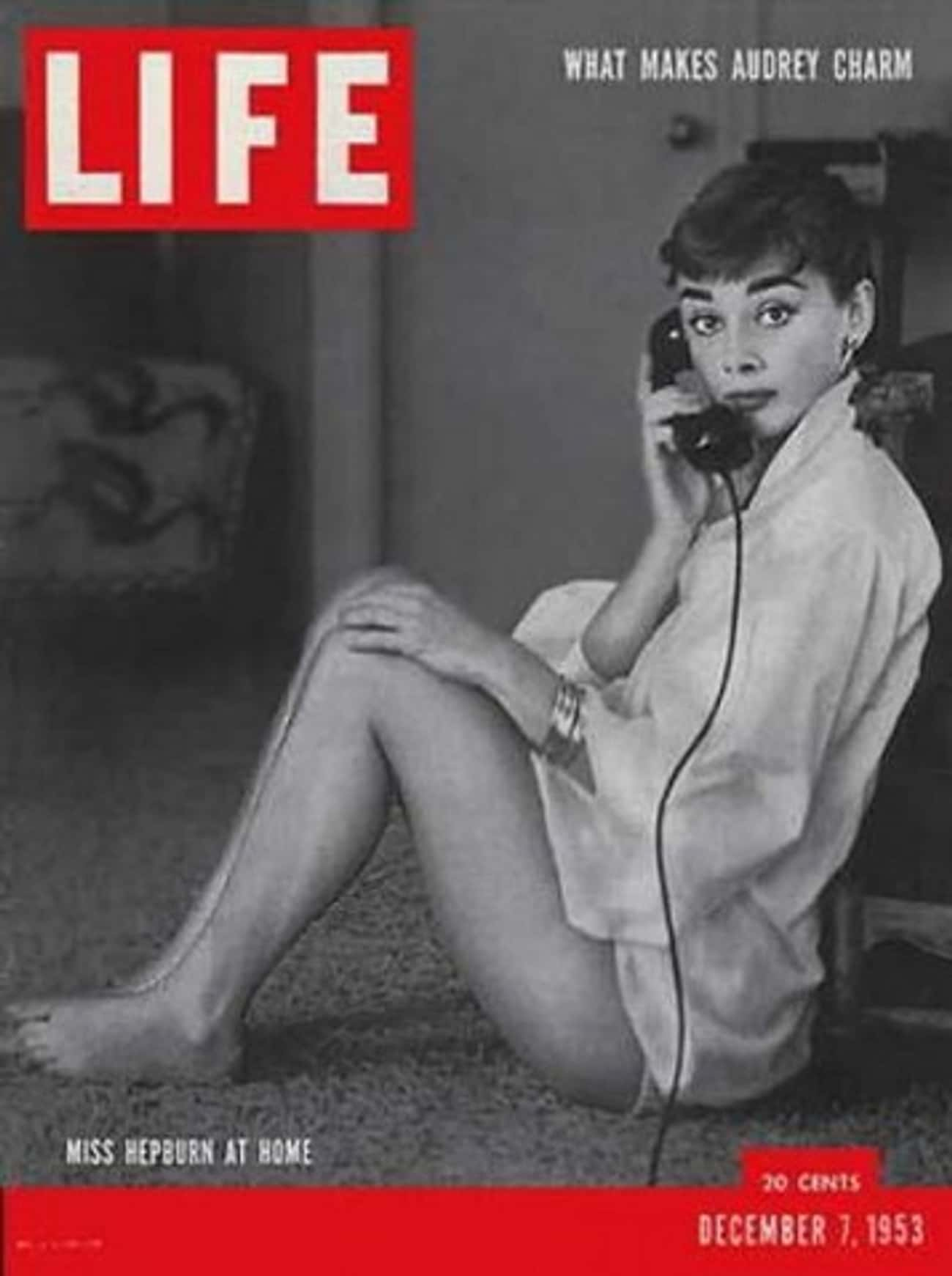 Audrey Hepburn is listed (or ranked) 4 on the list The Best Life Magazine Covers