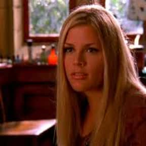 Audrey Liddell is listed (or ranked) 1 on the list All Dawson's Creek Characters