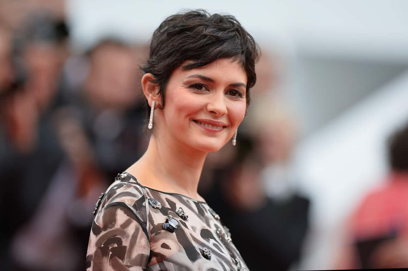 Audrey Tautou is listed (or ranked) 2 on the list Women Who Topher Grace Has Dated