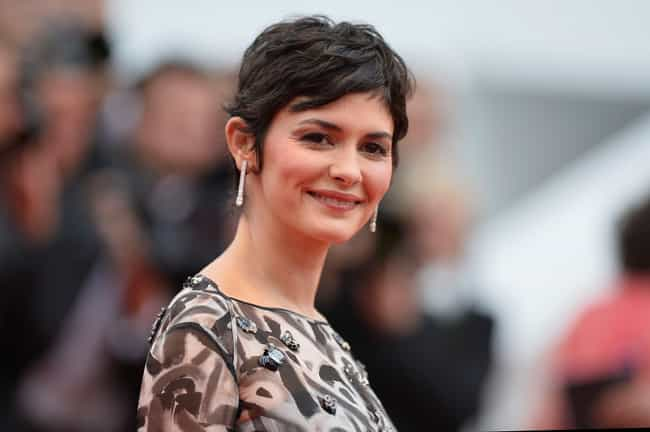 Audrey Tautou is listed (or ranked) 5 on the list Famous People Born in 1976