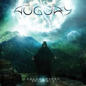 Augury is listed (or ranked) 20 on the list Nuclear Blast Complete Artist Roster