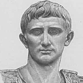 Augustus Caesar is listed (or ranked) 5 on the list The Most Important Leaders In World History