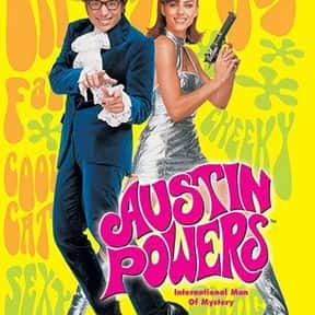 Austin Powers: International M is listed (or ranked) 9 on the list 30+ Great Period Films with a 1960s Aesthetic