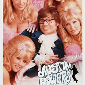 Austin Powers: International M is listed (or ranked) 22 on the list The Absolute Funniest Movies Of All Time