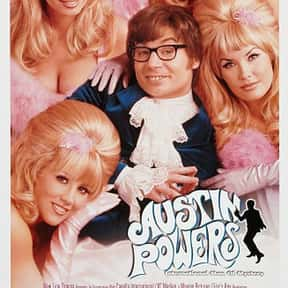 Austin Powers: International M is listed (or ranked) 11 on the list The Best PG-13 Comedies of All Time
