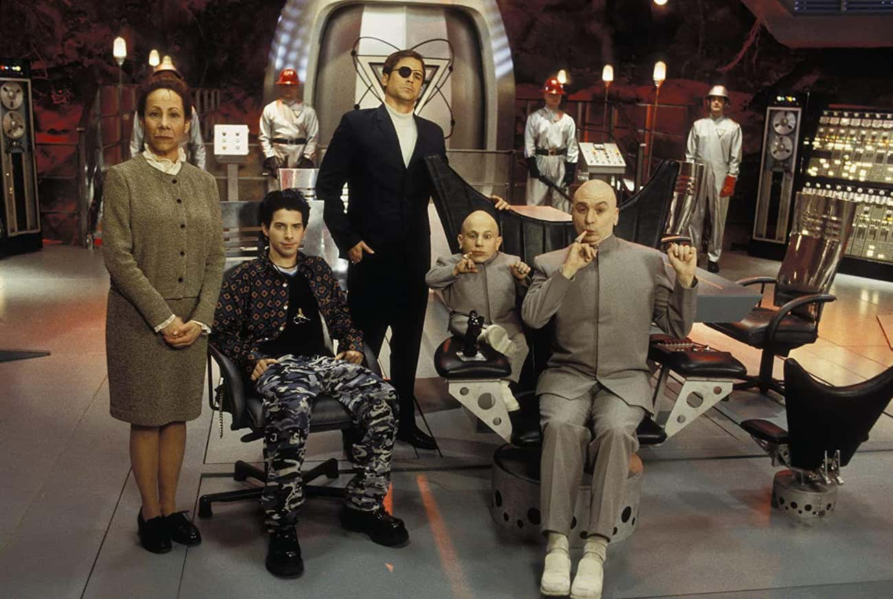 Austin Powers: The Spy Who Sha is listed (or ranked) 1 on the list 12 Comedy Sequels That Might Actually Be Better Than The Originals
