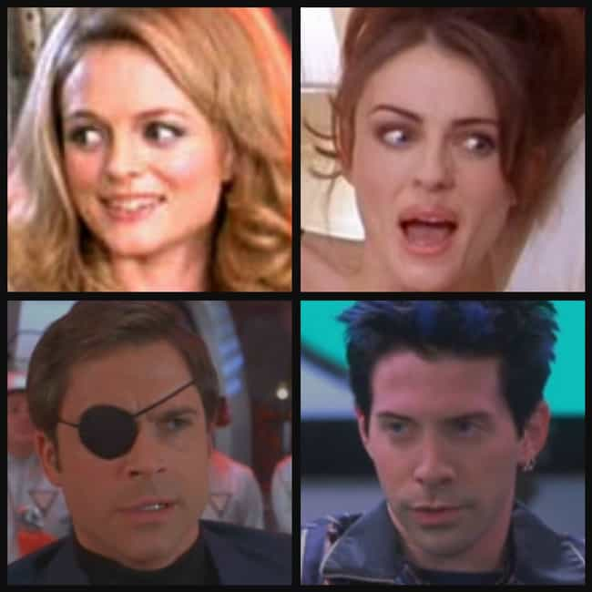 Austin Powers: The Spy W... is listed (or ranked) 4 on the list The Sexiest Movie Casts from the 90s