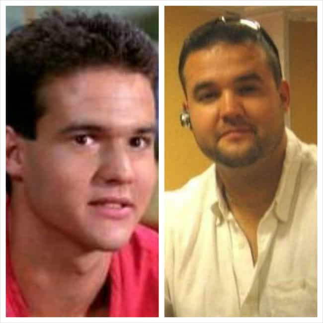 Austin St. John is listed (or ranked) 3 on the list Power Rangers Then & Now