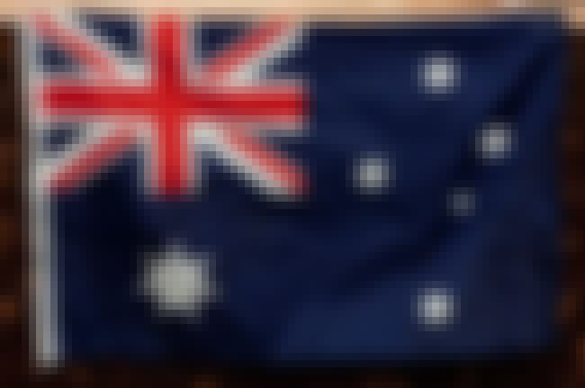 Australia is listed (or ranked) 5 on the list The Countries Of Antarctica