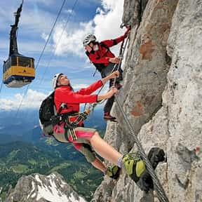 Austria is listed (or ranked) 17 on the list The Best Countries for Mountain Climbing