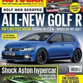 Autocar is listed (or ranked) 8 on the list The Very Best Car Magazines, Ranked