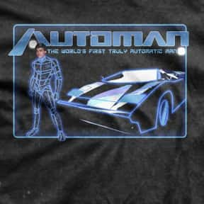 Automan is listed (or ranked) 2 on the list Glen A. Larson Shows and TV Series
