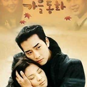 Autumn in My Heart is listed (or ranked) 22 on the list The Most Tragically Beautiful Korean Dramas Ever