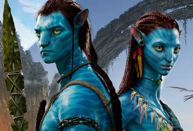 Avatar is listed (or ranked) 3 on the list American Movies That Will Never Be Shown in China
