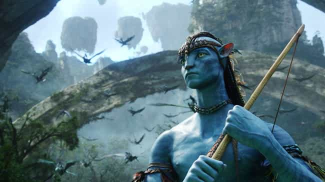 Avatar is listed (or ranked) 4 on the list The Best 22nd-Century Stories In Science Fiction You Need To Watch