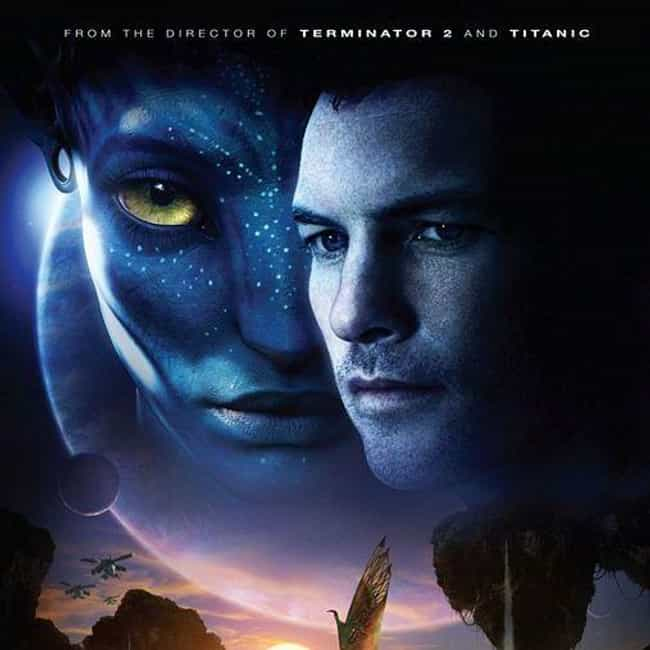 Avatar is listed (or ranked) 2 on the list The Most Colorful Movies Ever Made