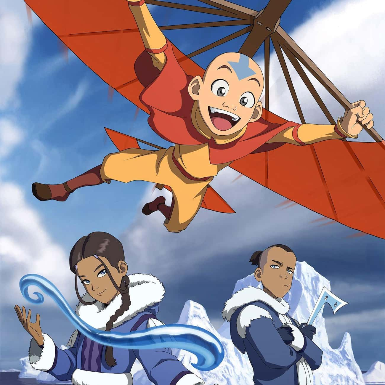 Avatar: The Last Airbender is listed (or ranked) 1 on the list You've Found The Best TV Shows About Found Families