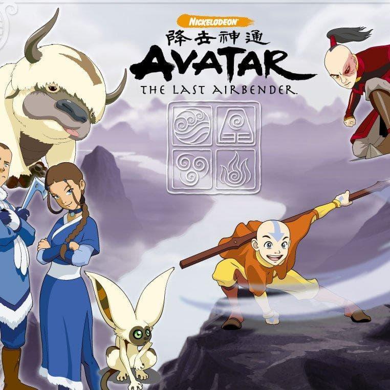Random Best Animated Sci-Fi & Fantasy Series