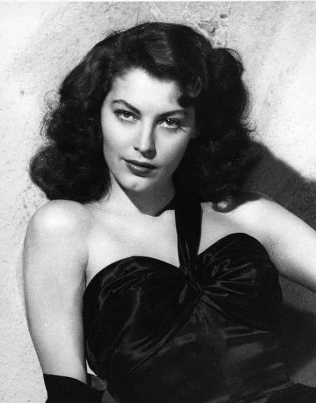 Ava Gardner is listed (or ranked) 2 on the list How Some Of Old Hollywood's Most Glamorous Stars Got Discovered